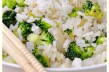 Sweet Citrus and Broccoli Rice